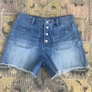 Madewell shorts